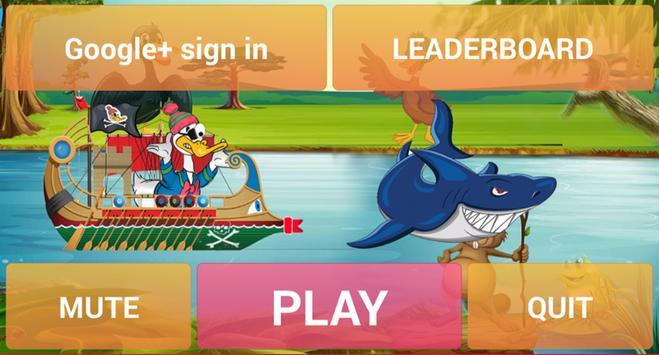 Race of Pirate Bonald Duck Run poster
