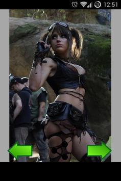 Cosplay girls gallery 2 poster