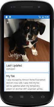 AdoptADog Puppy Adoption apk screenshot