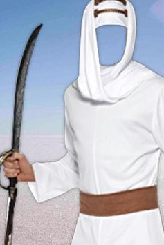 Arab Man Fashion Suit Editor screenshot 5