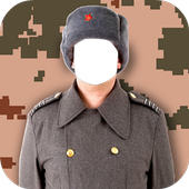 Army Force Outfit Photo Frames icon