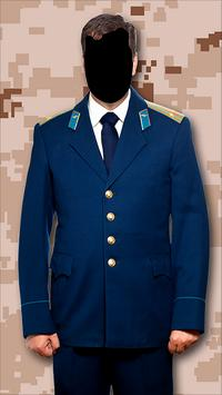Army Force Outfit Photo Frames screenshot 7