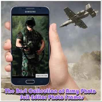 Army Photo Suit Editor screenshot 4