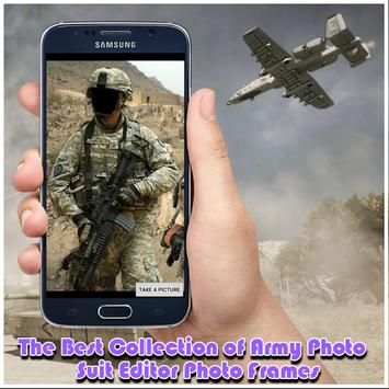 Army Photo Suit Editor screenshot 5