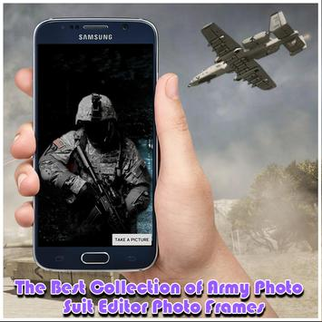 Army Photo Suit Editor screenshot 6