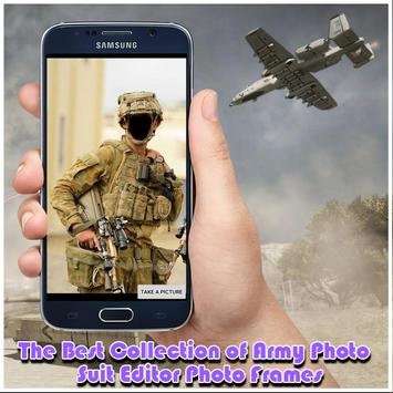 Army Photo Suit Editor screenshot 7