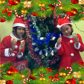 Best Christmas Photo Maker icon