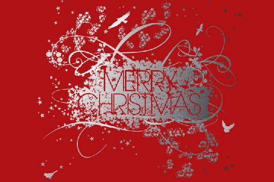 Merry Christmas Wishes poster