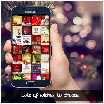 Merry Christmas Wishes screenshot 1