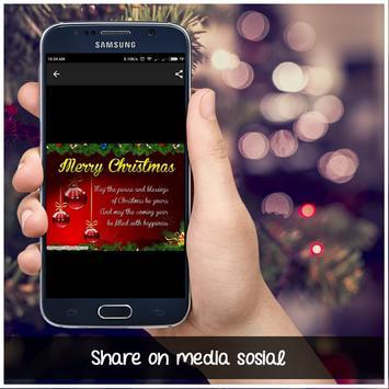 Merry Christmas Wishes screenshot 3