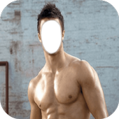 Body Builder Fitness Photo Frames icon