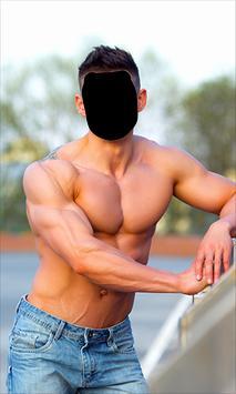Gym Guys Workout Photo Frames screenshot 1