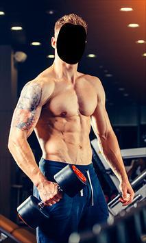 Gym Guys Workout Photo Frames screenshot 3