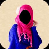 Hijab Girl Style Photo Frames icon