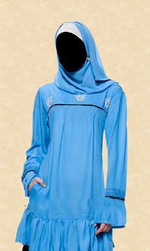 Hijab Girl Style Photo Frames screenshot 11