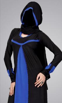 Hijab Girl Style Photo Frames screenshot 1