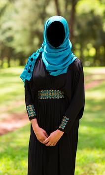Hijab Girl Style Photo Frames screenshot 4