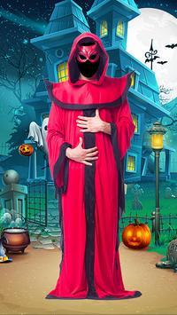 Horror Halloween Costumes Photo Frames screenshot 2