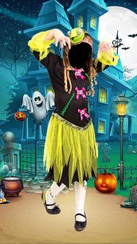 Horror Halloween Costumes Photo Frames screenshot 3
