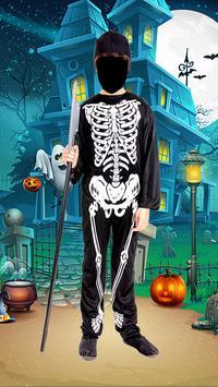 Horror Halloween Costumes Photo Frames screenshot 4