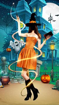 Horror Halloween Costumes Photo Frames screenshot 9