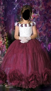 Little Princess Dress Photo Frames screenshot 7