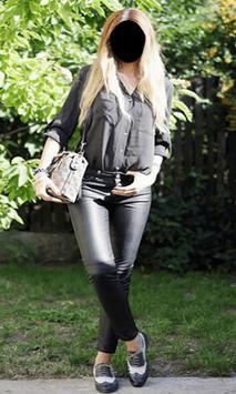 Popular Jeans Fashion Photo Frames screenshot 2