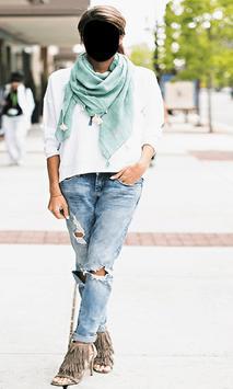 Popular Jeans Fashion Photo Frames screenshot 7