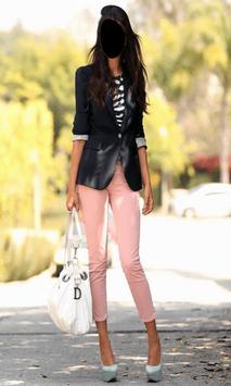 Popular Lady Jeans Style Photo Frames screenshot 4