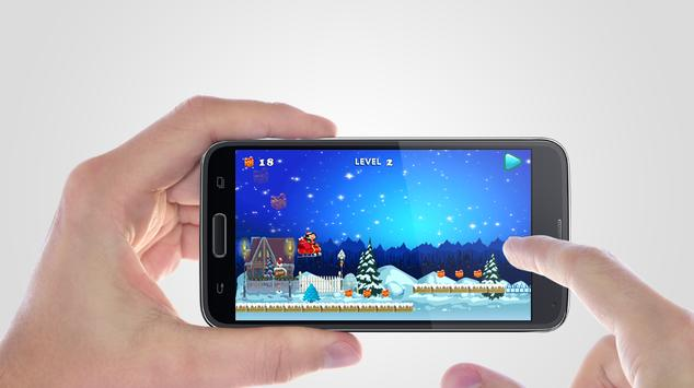 Mister-Bean Bean santa apk screenshot