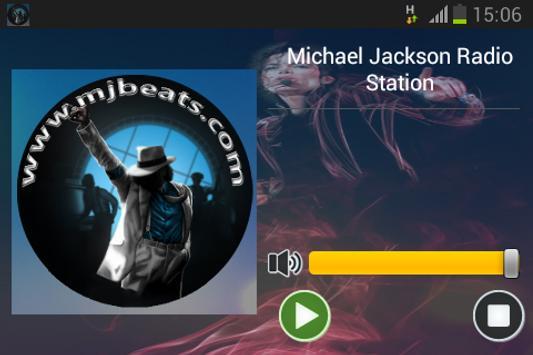 MJ Radio Station capture d'écran 1