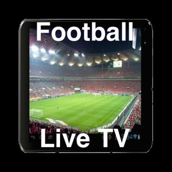 Football Live TV poster