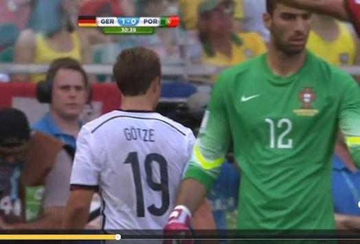 Football Live TV screenshot 1