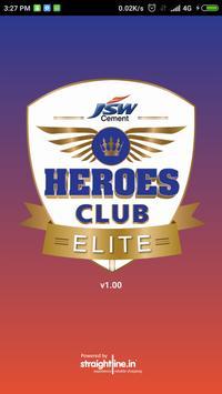 JSW Heroes Club Elite poster