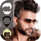 Hair Man Photo Editor icon