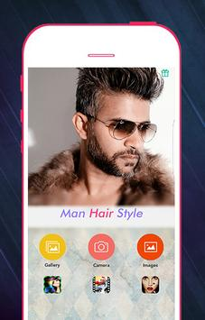 Hair Man Photo Editor screenshot 2