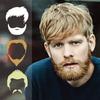 Man Hair & Beard Style Pro icon