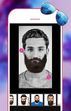 Man Hair & Beard Style Pro poster