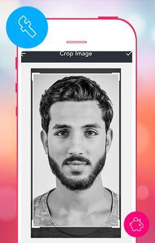 Beard Man Photo Editor screenshot 1