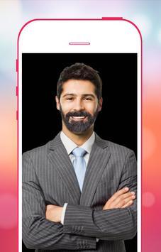 Beard Man Photo Editor screenshot 5