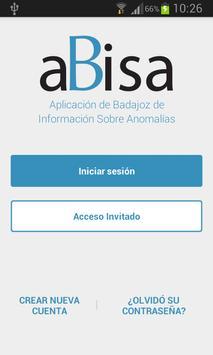 aBisa poster
