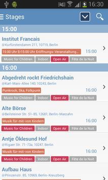 Fête de la Musique-Berlin screenshot 2