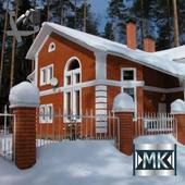 Загородный дом icon