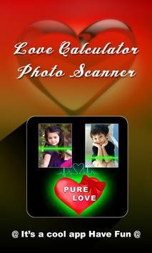 Photo Scanner Love Test Prank poster