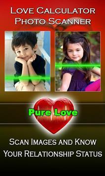 Photo Scanner Love Test Prank screenshot 7