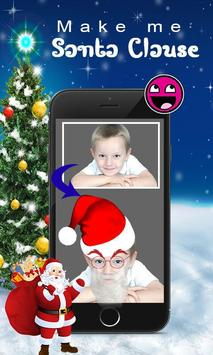 Christmas Photo Editor - Make me Santa apk screenshot