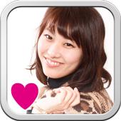 鮎奈♡  ver. for MKB icon