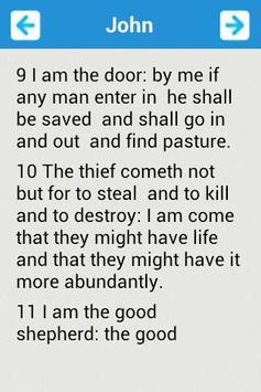 Holy Bible The New Testament screenshot 2