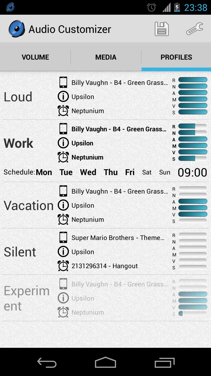 Audio Customizer for Android - APK Download