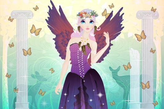 Fairy Makeup Lily screenshot 3